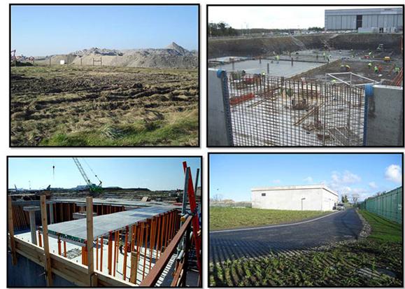 Dublin Airport Reservoir