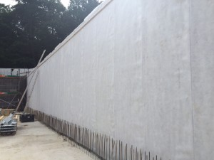 Mechnaically Bonded Waterproofing Membrane