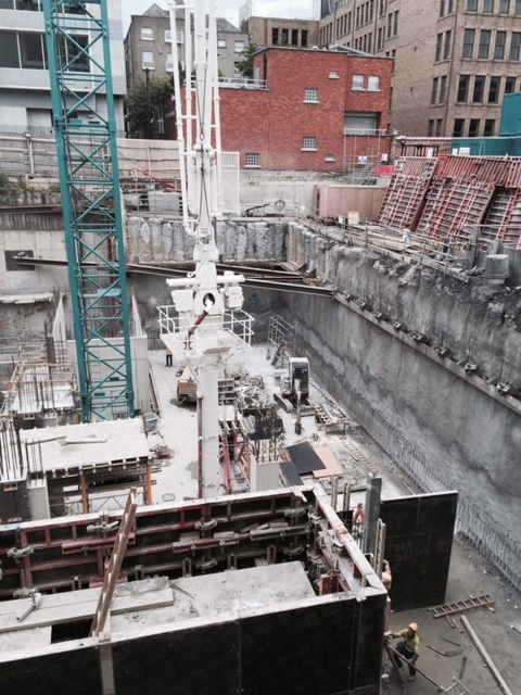 Royal College of Surgeons (RCSI), Dublin – Basement Waterproofing
