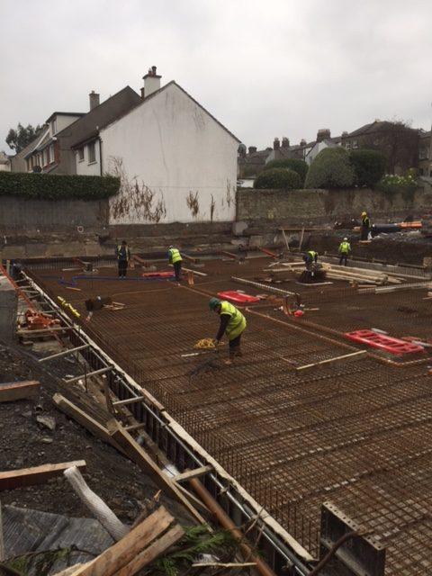 Morehampton Lane Apartments – Waterproofing