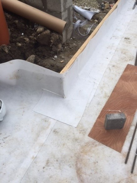Parnell Cottages, Malahide – Basement Waterproofing