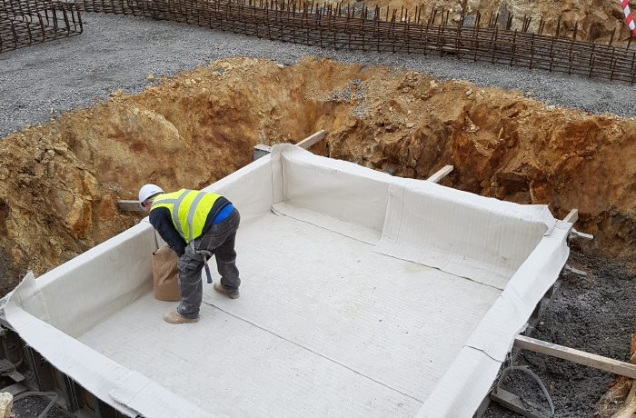 Herbert Hill, Dundrum – Lift Pits Waterproofing