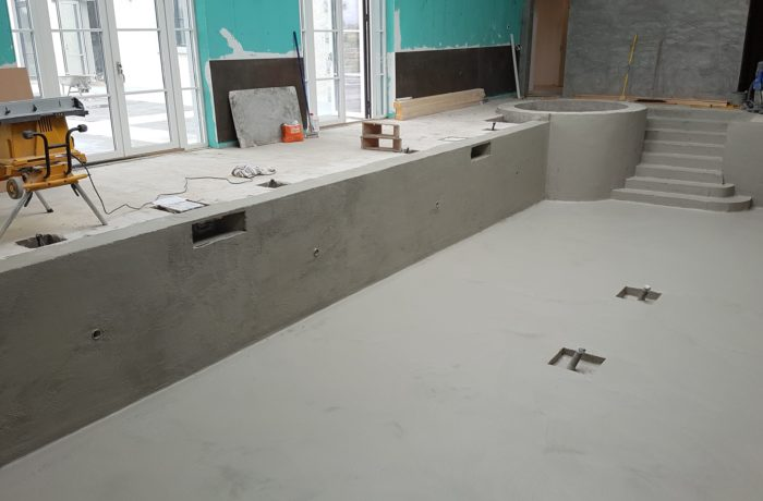 Swimming Pool Waterproofing, Co. Meath