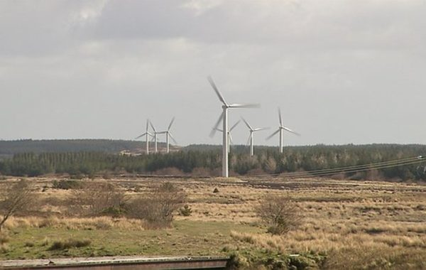 Oweninny Wind Farm – Structure Waterproofing