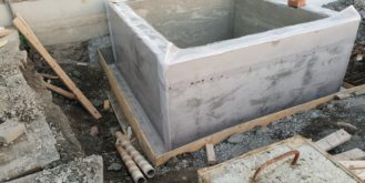 Roscommon Arts Centre – Lift Pit Waterproofing