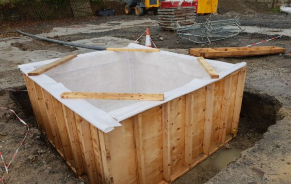 Lift Pit Waterproofing, Dunshaughlin