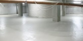 Attenuation Tank Waterproofing – Boland's Quay