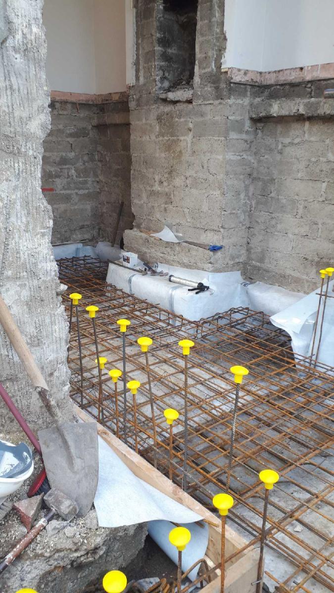 Damp-proofing & Remedial – Glenageary, Co. Dublin