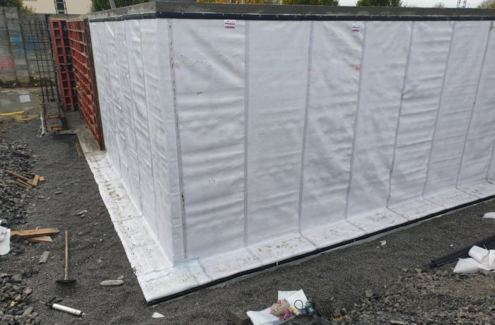 St. Oliver's School, Tuam – Structure Waterproofing & Radon Protection