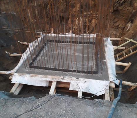 Lift Pit Waterproofing – Rockville, Dublin