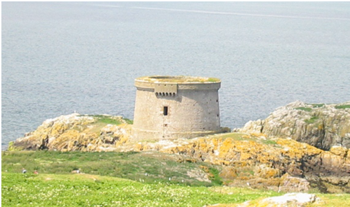 Martello Tower, Co. Donegal